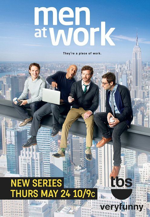 Men at work [Saison 01 Vostfr E01 a E10/10]