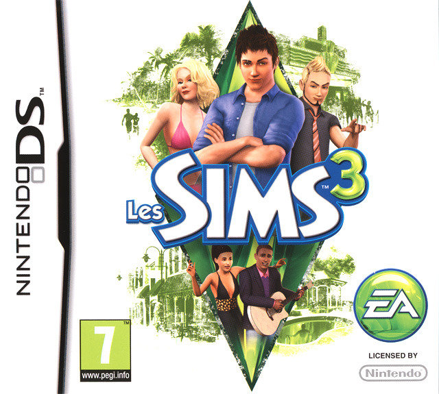 Les Sims 3  NDS