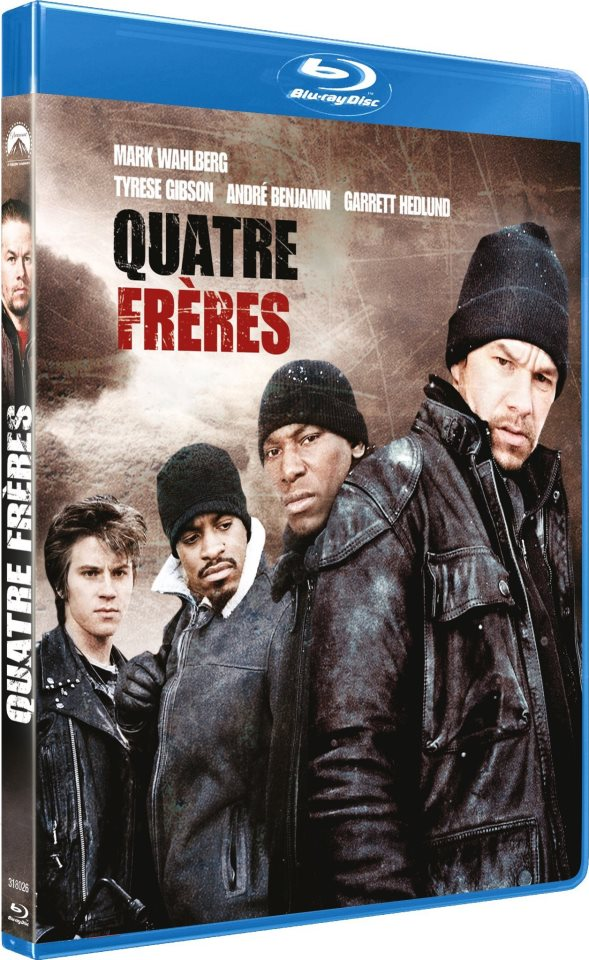 Quatre frères [Multi 720p BluRay]