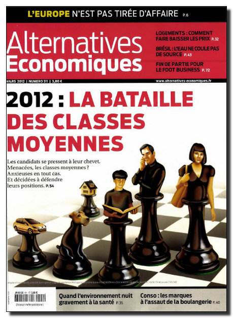 Alternatives Economiques N°311 - Mars 2012 [NEW/SsTags/UL]