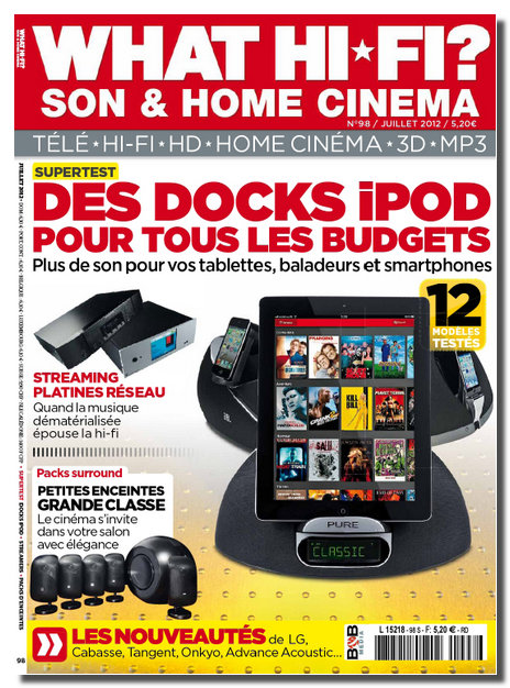 What Hi-Fi N°98 - Juillet 2012 [NEW/HQ/SsTags/MULTI]