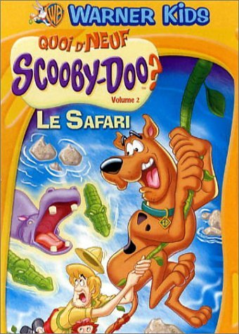 Quoi D'neuf Scooby - Doo ? Le Safari [DVDRIP] [FRENCH] [DF]