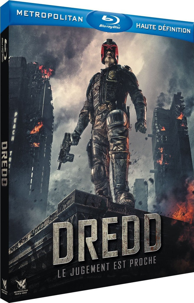 [Multi] Dredd [BRRip] [FRENCH]