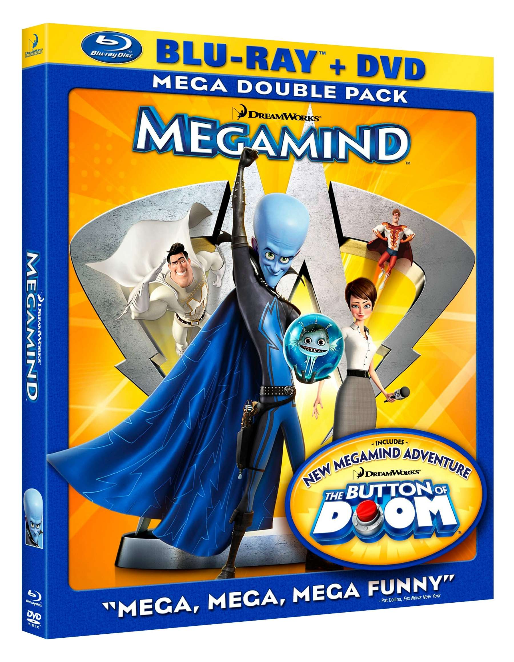 Megamind [BLU-RAY 1080p | FRENCH REMUX AVC]