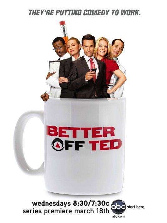 Better Off Ted [Saison 01 FRENCH] [Complet] DVDRIP