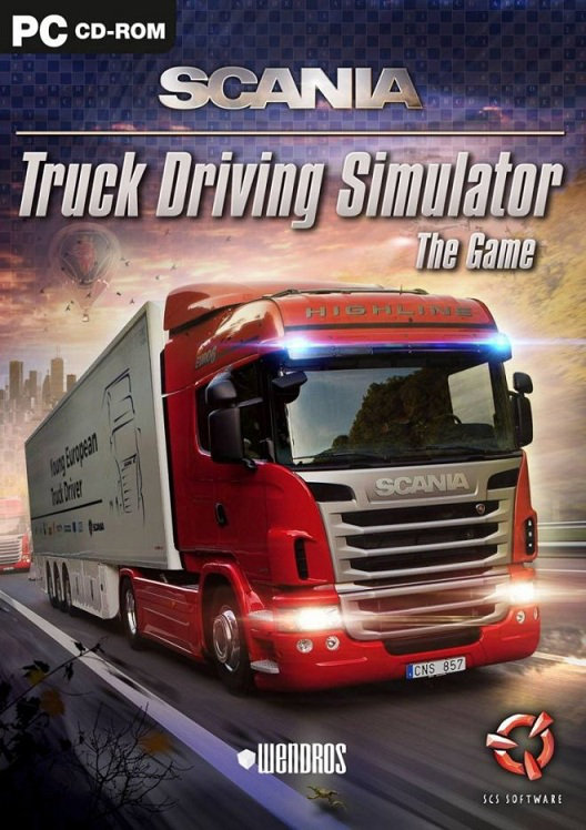 Scania Truck Driving Simulator - The Game (2012) [PC]