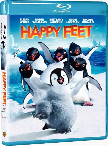 Happy Feet 2 [MULTI]  [Bluray 1080p] [UL]
