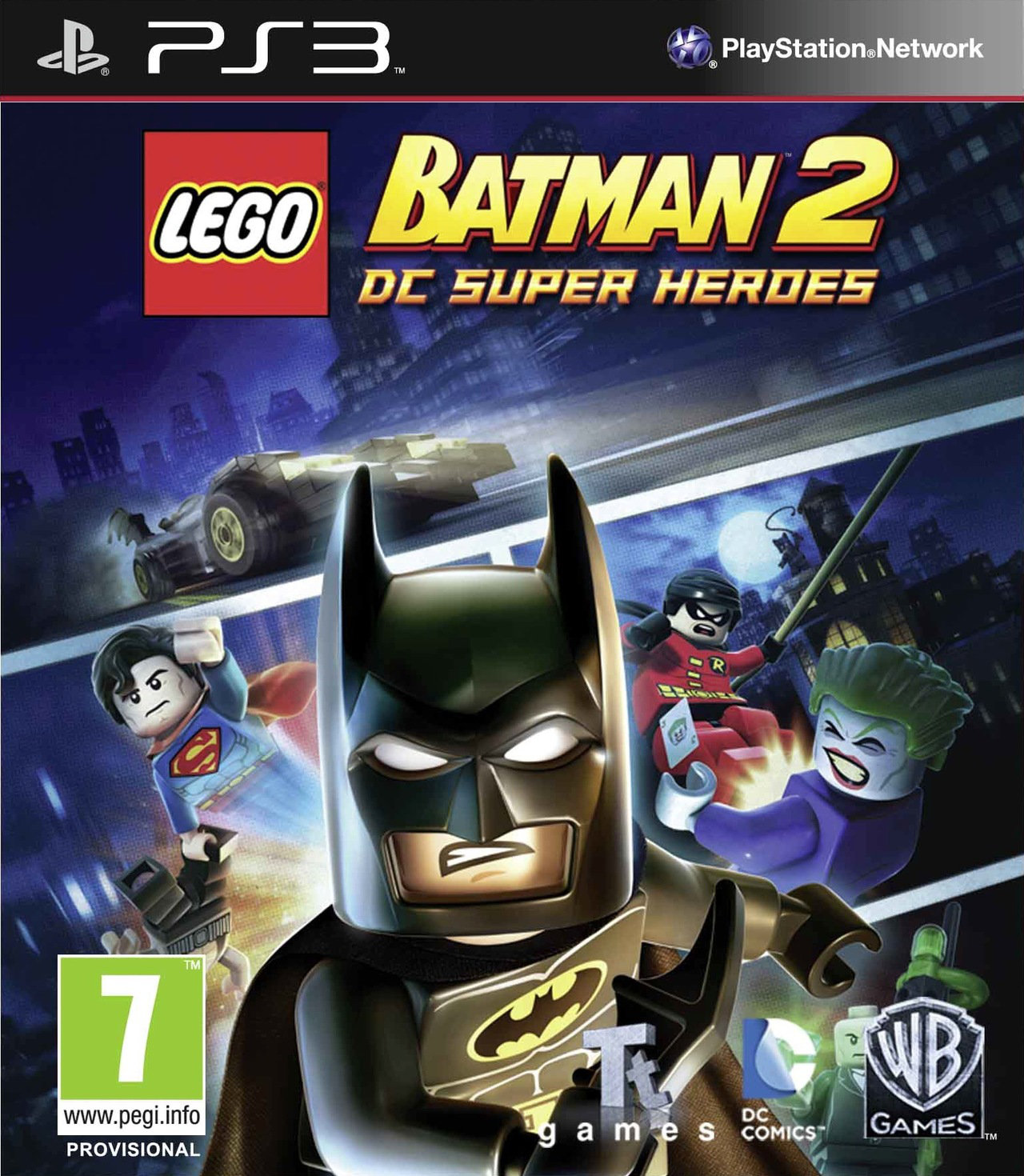 LEGO Batman 2 : DC Super Heroes [PS3]