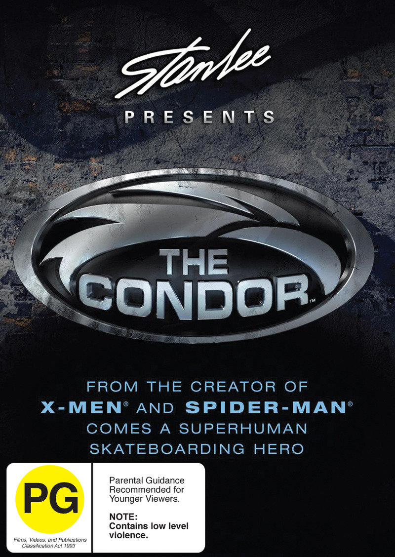 Stan Lee Presents The Condor [DVDRIP] [VOSTFR]