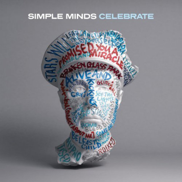 Simple Minds - Celebrate The Greatest Hits (2013) [Multi]
