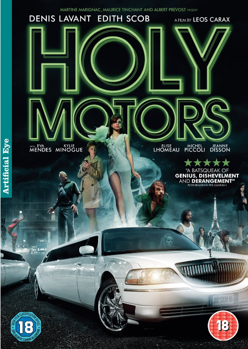Holy Motors 2012 [FRENCH] [1080p.BluRay]