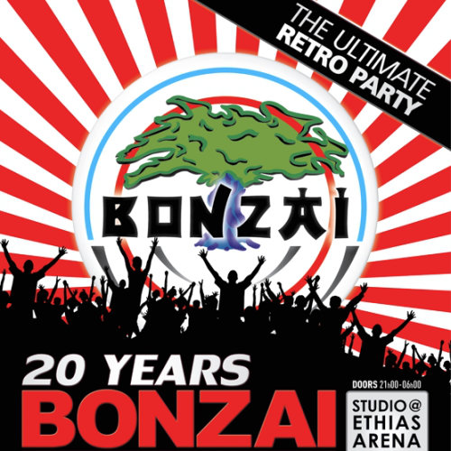 VA - 20 Years Bonzai (4CD) (2012) [MULTI]