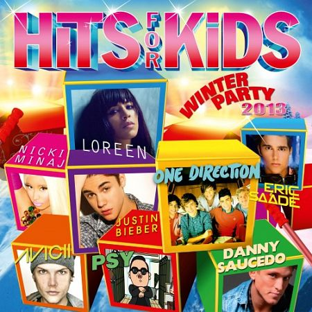 Hits For Kids Winter Party (2013) [Multi]