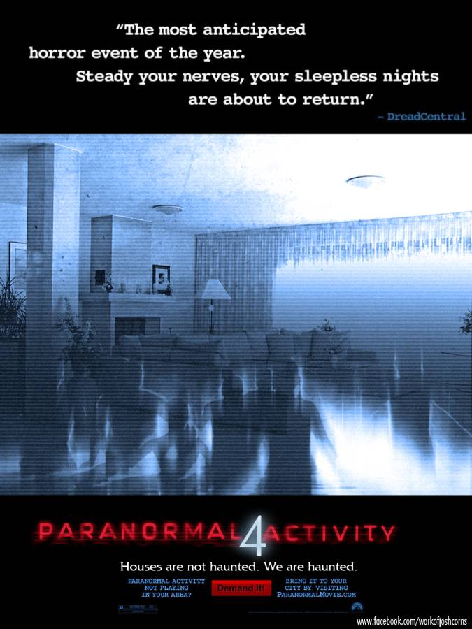 Paranormal Activity 4 [FRENCH-DVDRIP] 1CD + AC3 + BRRiP