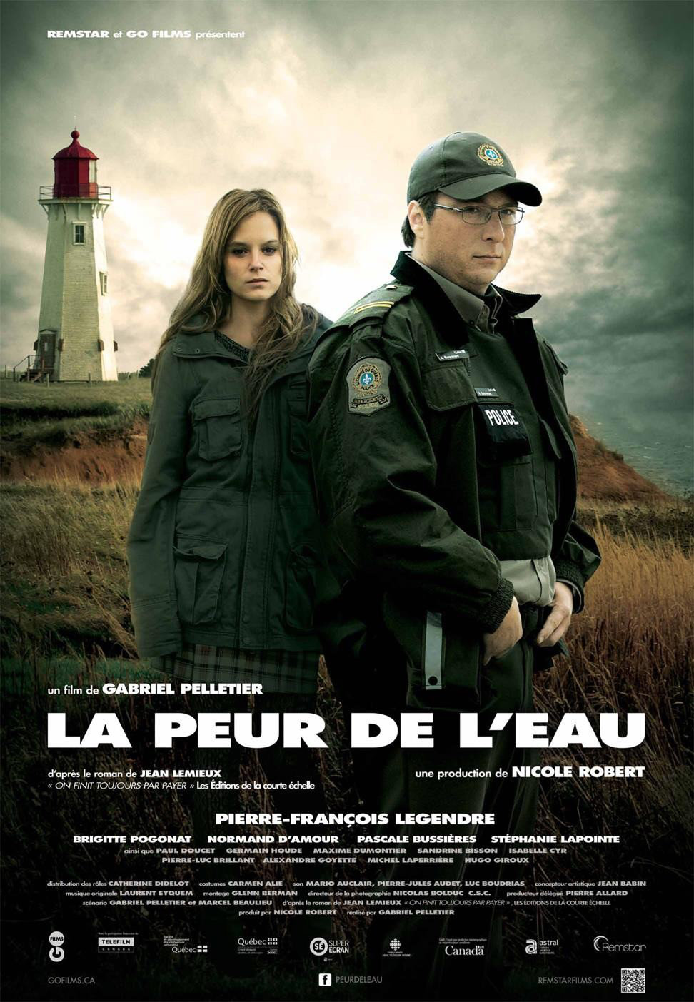 La peur de l'eau | Multi | DVDRiP | FRENCH | 2CD
