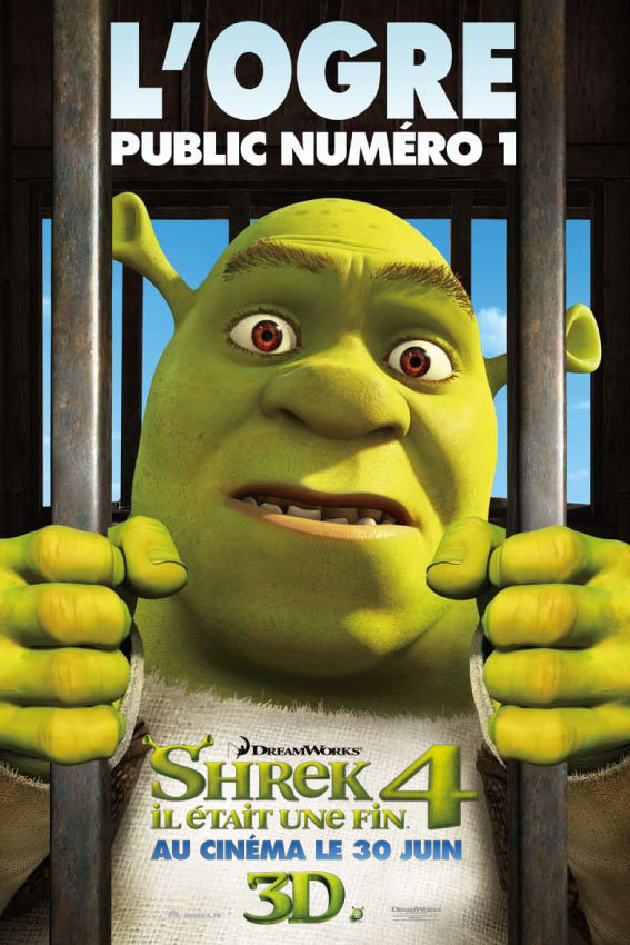 Shrek 4, il était une fin [BDRIP | FRENCH]