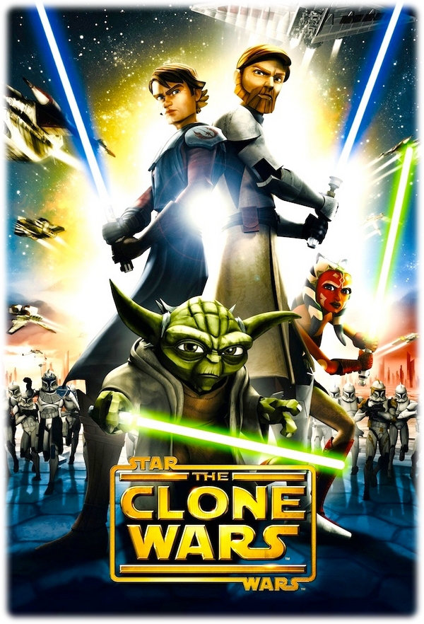 Star Wars: The Clone Wars [Saison 04][FRENCH] [Complet] BDRip