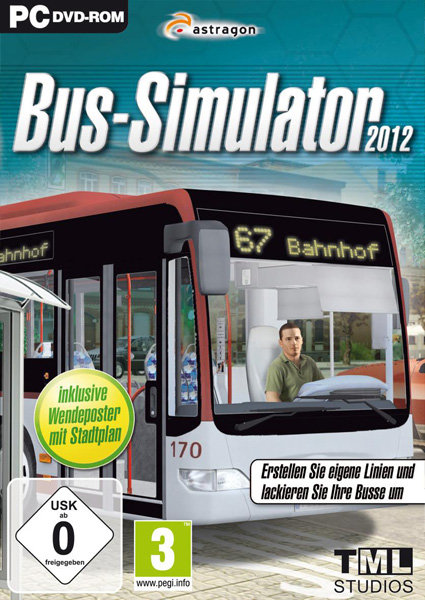 Bus Simulator 2012 [PC]
