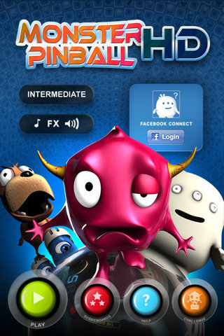 Monster Pinball HD 1.0 [Android] [Multi]