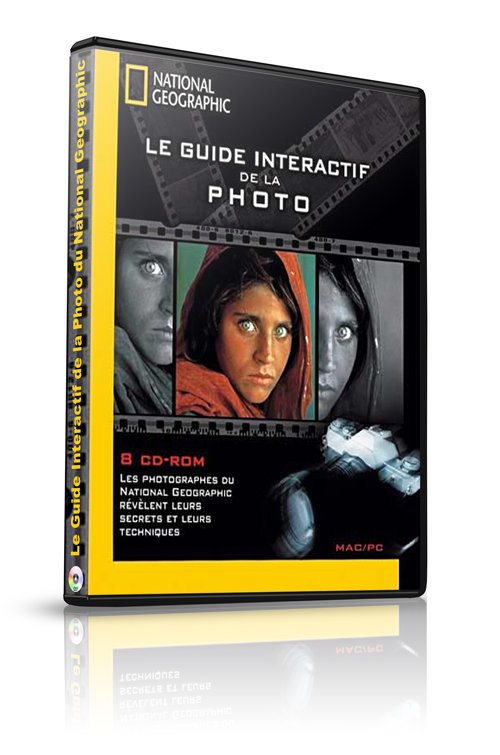 Guide Interactf de la Photo - National Geographic CD 05 à CD 08 [FRENCH l UL]