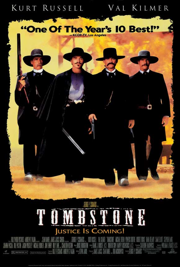 Tombstone affiche