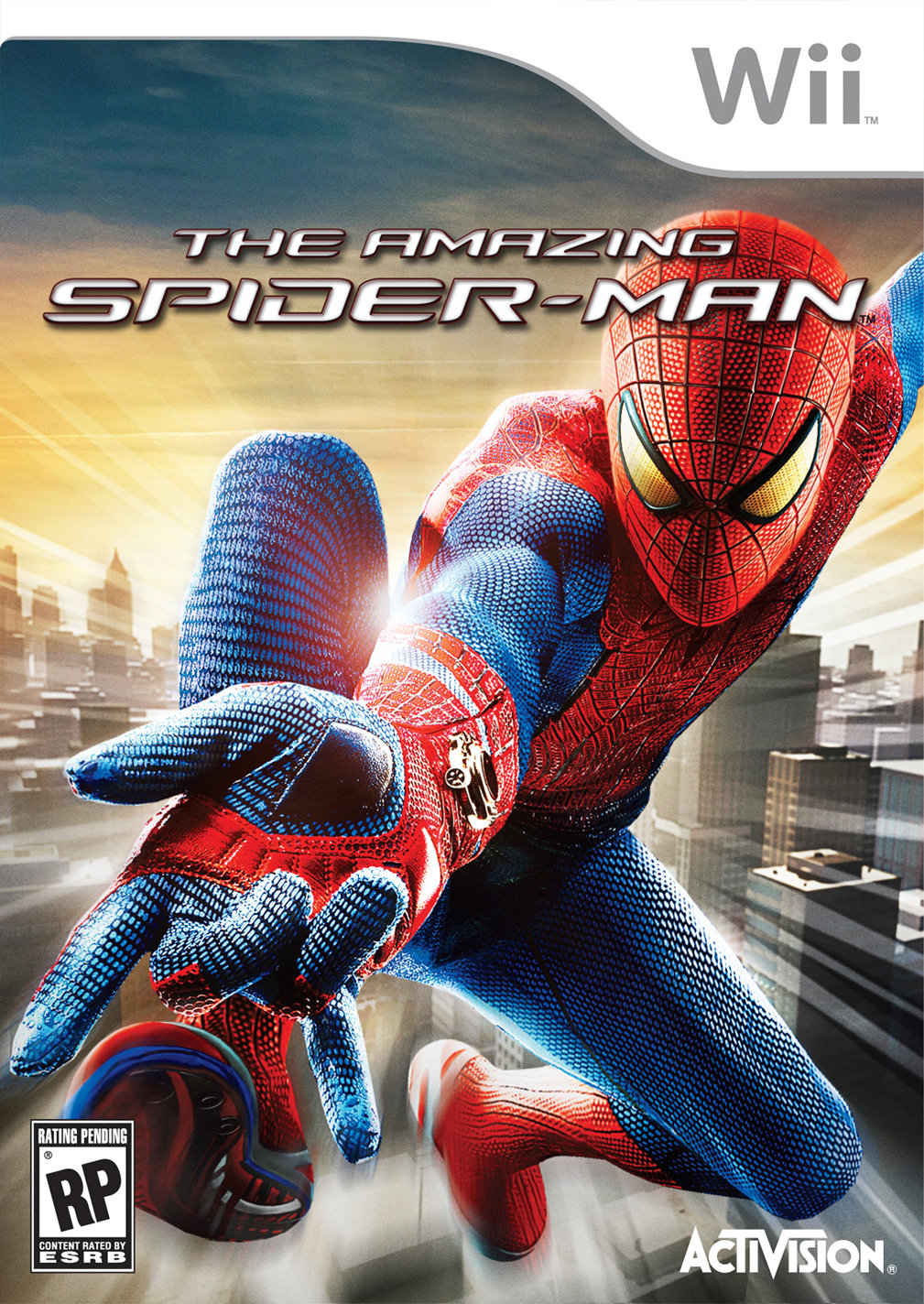 The Amazing Spider-Man (EXCLUE) (2012) [Wii PAL]