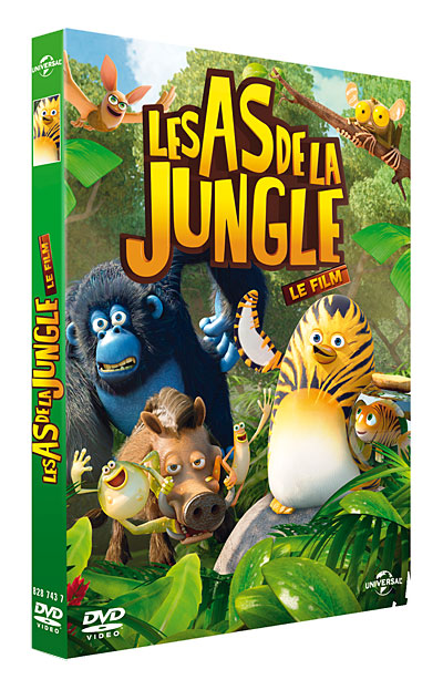 Les As de la jungle - Opération banquise [DVD-R PAL | FRENCH]