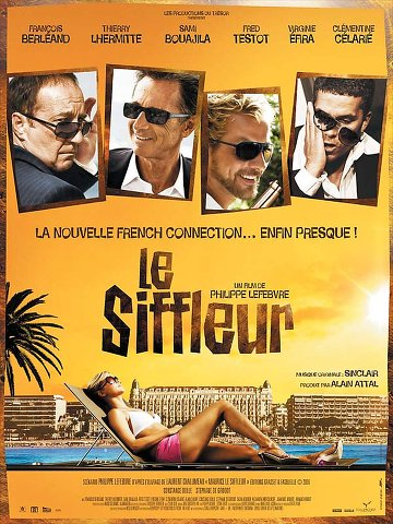 Le Siffleur [DVDRIP FRENCH PROPER]