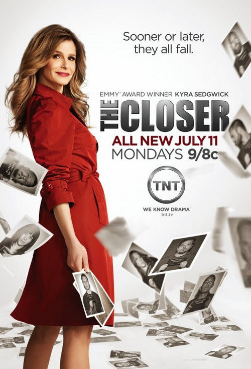 The Closer : L.A. Enquêtes prioritaires [Saison 07 FRENCH] [Complet] dvdrip