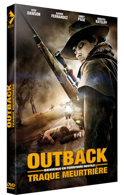 Outback, traque meurtrière [DVD-R PAL | MULTi]