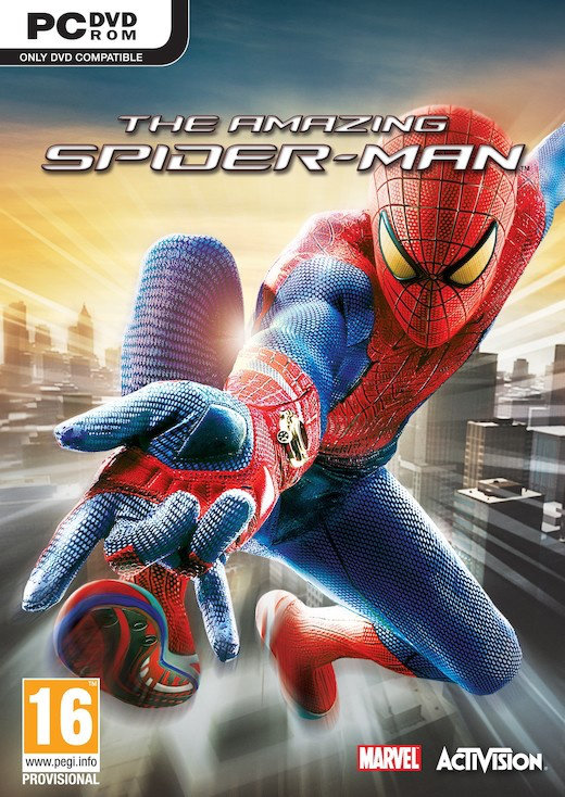The Amazing Spider Man [PC ISO]