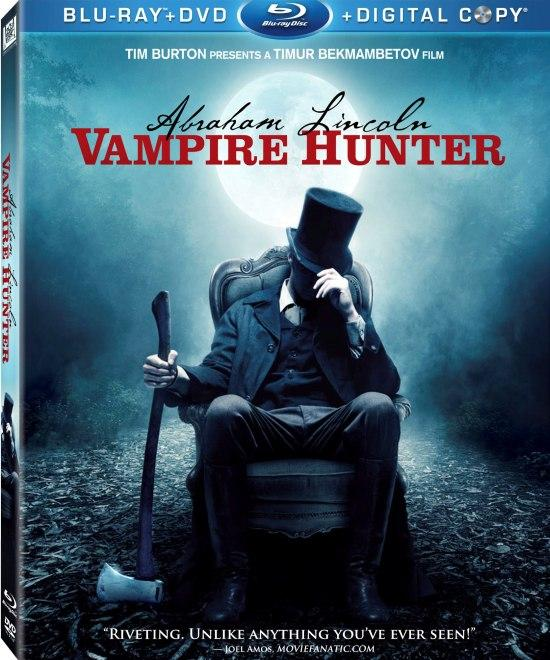 Abraham Lincoln : Chasseur de Vampires (2012) [720p-BluRay]  [TRUEFRENCH]