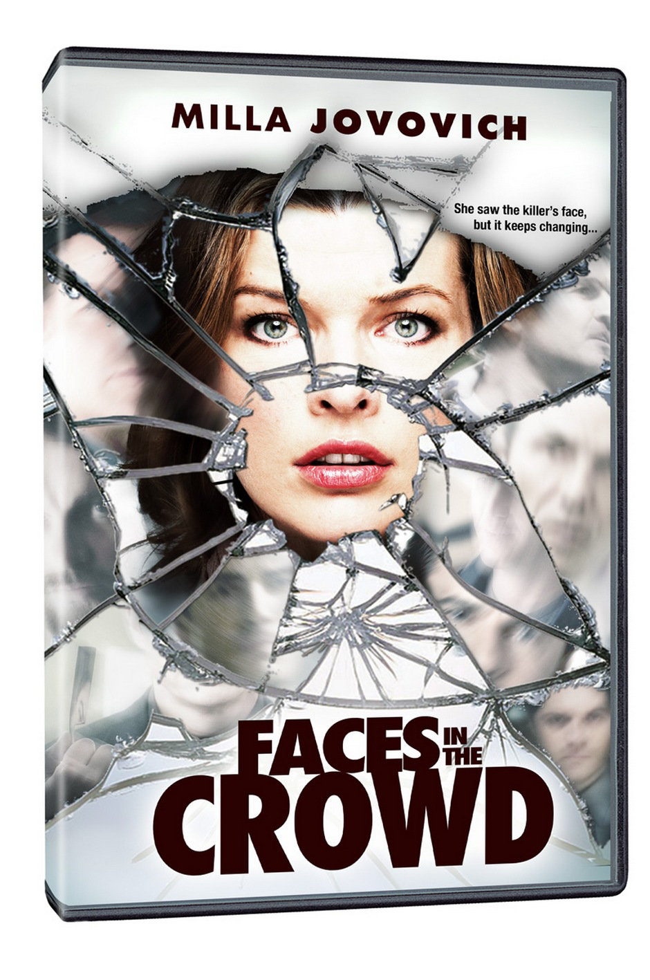 Faces In The Crowd (2012) [PAL MULTi DVDR]
