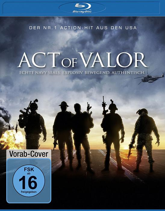 Act of Valor  2012 [FRENCH SUBFORCED BRRip] AC3