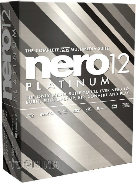 Nero 12 Platinum [MULTI]
