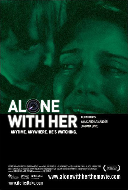 [MULTI] Alone with her [FRENCH] [DVDRiP]