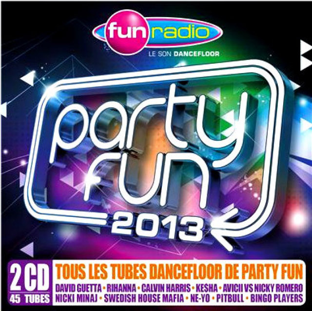 Fun Radio - Party Fun 2013