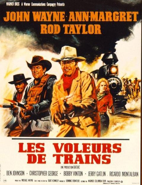 Les Voleurs de trains [DVDRiP] [FRENCH] [Multi]