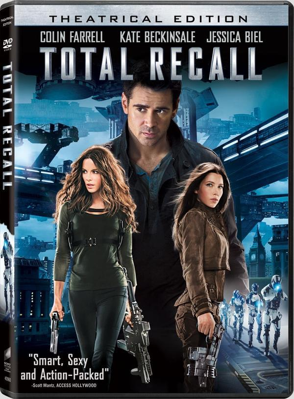 Total Recall Mémoires Programmées  [FRENCH] BDRip