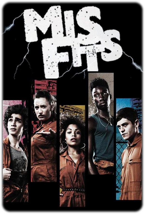 Misfits [Saison 03 FRENCH] [01 a 08/08] BDRIp+DVDRIP+ hd 720
