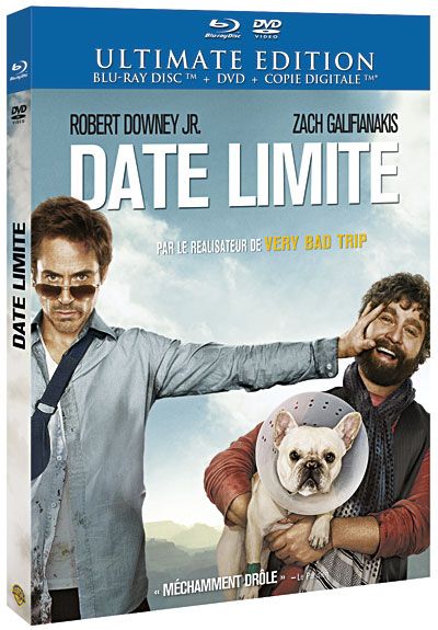 Date Limite [BLU-RAY 720p | FRENCH]