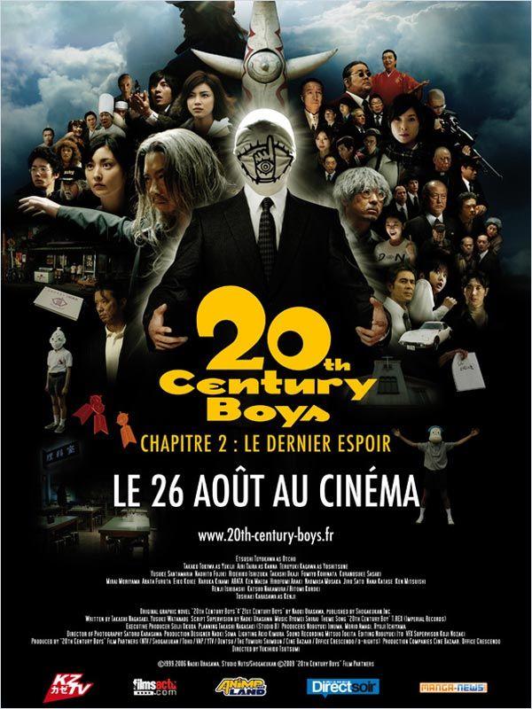 20th Century Boys - Chapitre 2 : Le dernier espoir [DVDRIP | FRENCH] [MULTi]