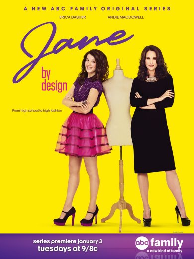 Jane By Design [Saison 01 VOSTFR] [18/18] [FASTSUB] + HD