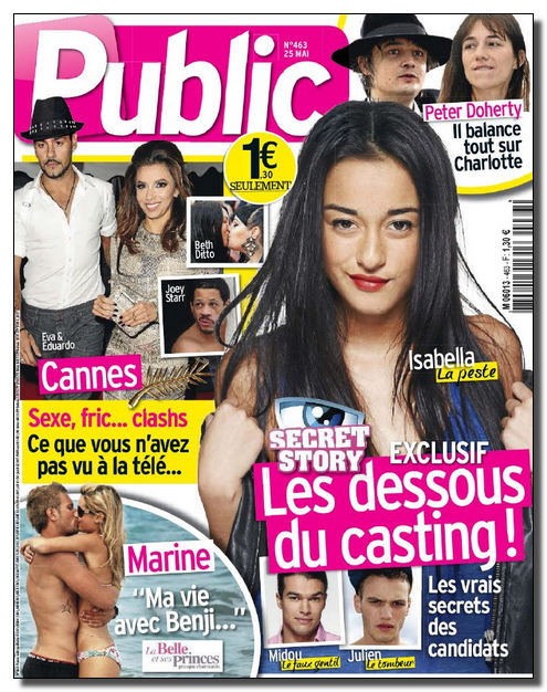 Public N°463 - 25 au 31 Mai 2012 [NEW/HQ/SsTags/MULTI]