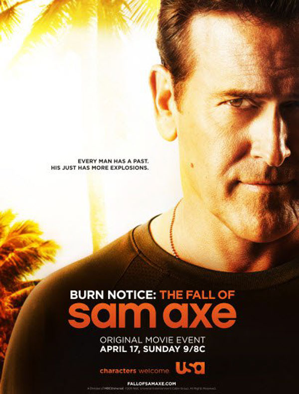 Burn Notice The Fall of Sam Axe 2011 [Part1 et Part 02 FRENCH HDTV + 720p]
