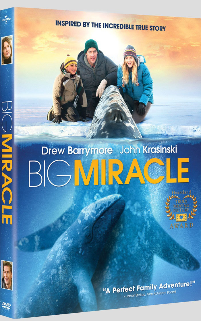 Big Miracle 2012 [TRUEFRENCH DVDRIp] 1CD & ac3