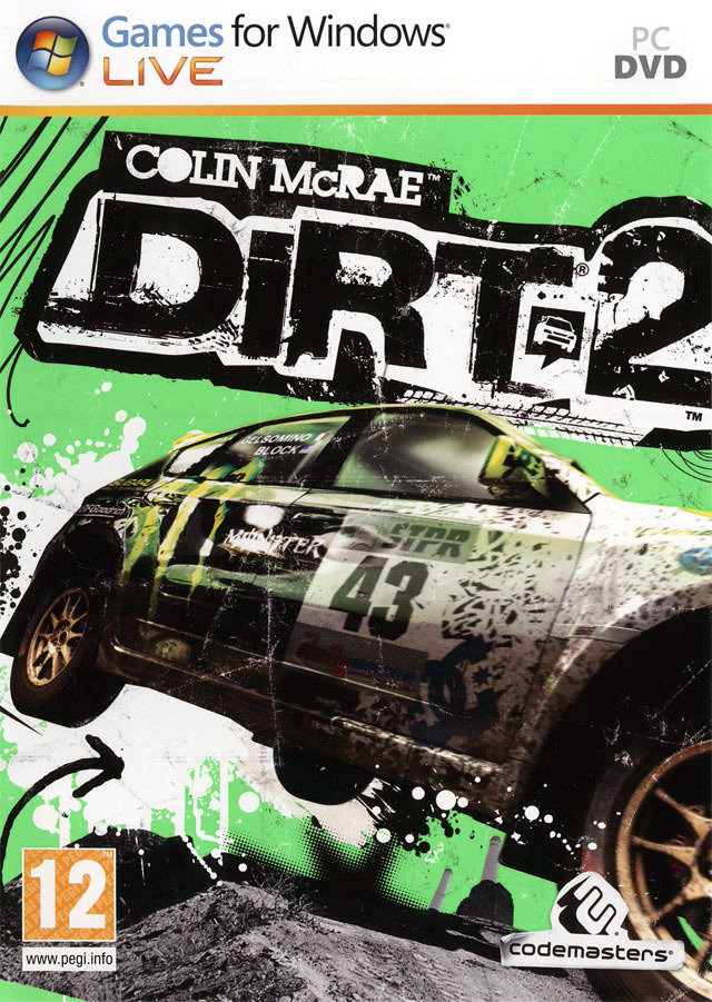 Colin McRae : DiRT 2 [PC MULTi]