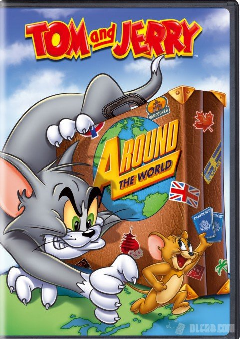 Tom And Jerry Around The World 2012  [FRENCH.DVDRiP] AC3