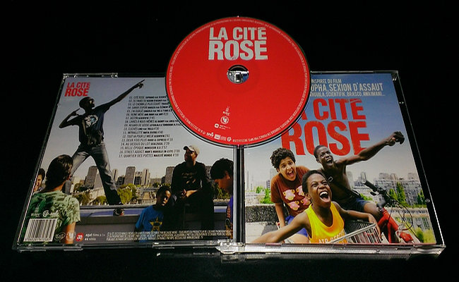 La Cité Rose (OST) (2013) [Multi]
