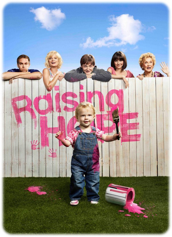 Raising Hope [Saison 03] [FRENCH [01 a 11] DVDRIP & HD